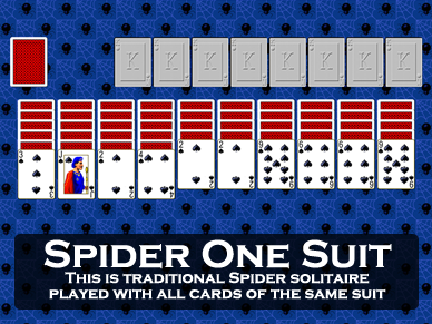 Spider One Suit